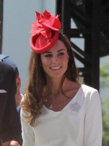 The Duchess of Cambridge celebrates Canada Day in Ottawa, July 1, 2011