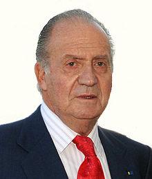 King Juan Carlos of Spain.