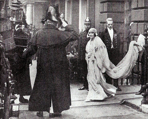 On Your Wedding Day By Unknown: King George V And The Tomb Of The Unknown Warrior In