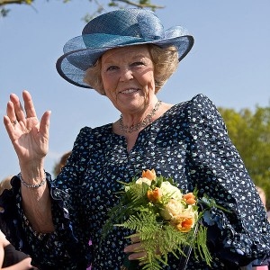 Queen Beatrix of the Netherlands