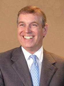 Prince Andrew, the Duke of York