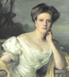 Princess Alice of Bettenberg (1885-1969), mother of Prince Philip, Duke of Edinburgh