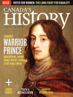 Prince Rupert Canada's history