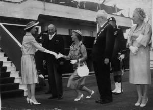 Queen in Canada 1959